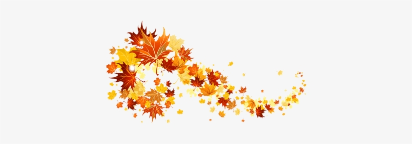Autumn Leaves Banner.