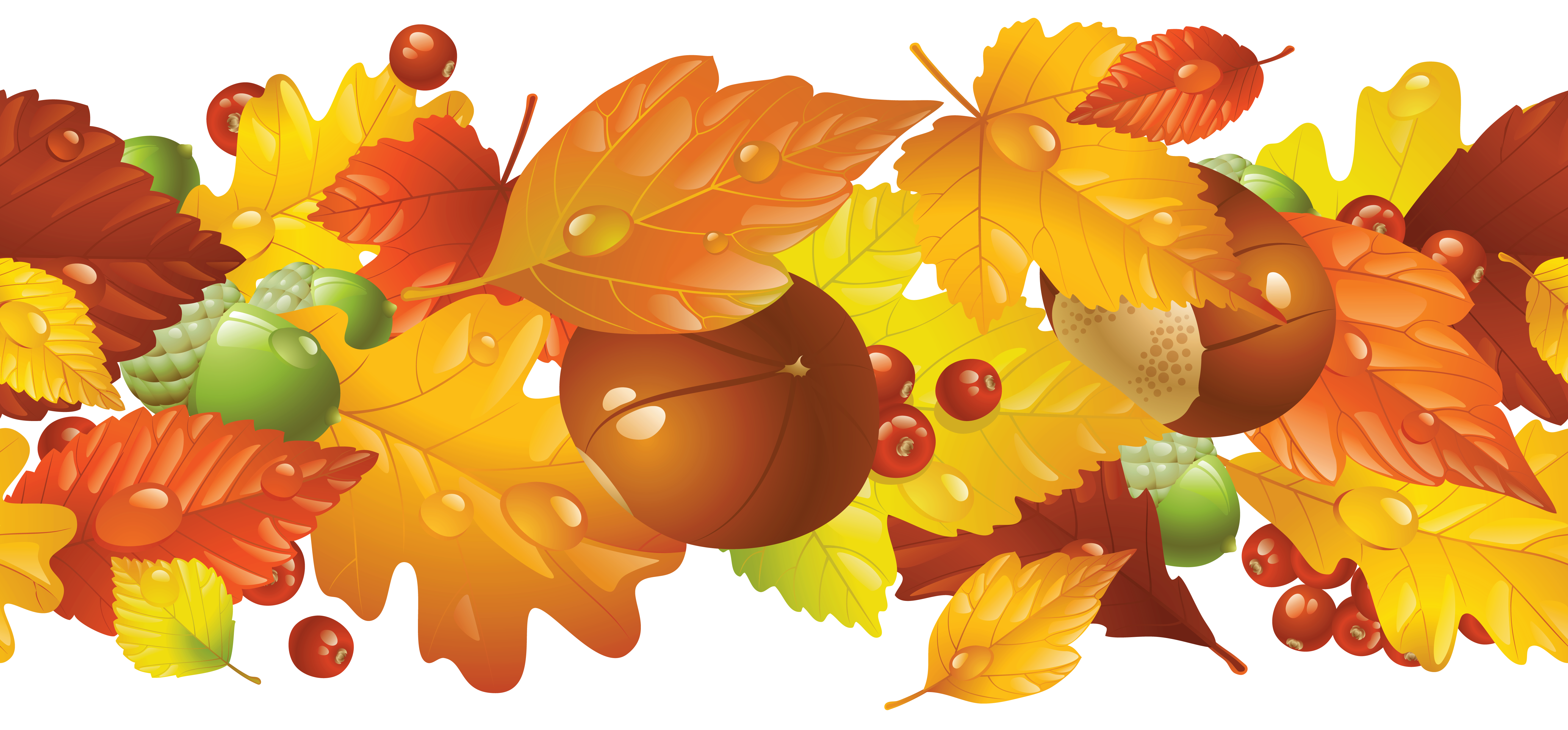 Fall borders clipart free clipart images gallery for free download.