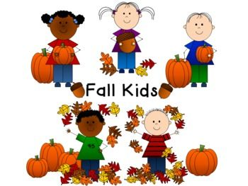 Fall Clipart For Preschoolers.