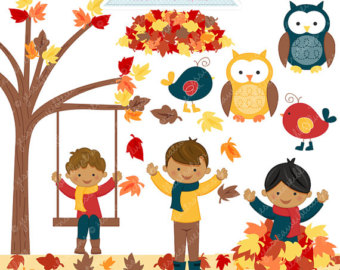Fall Clipart For Preschoolers.