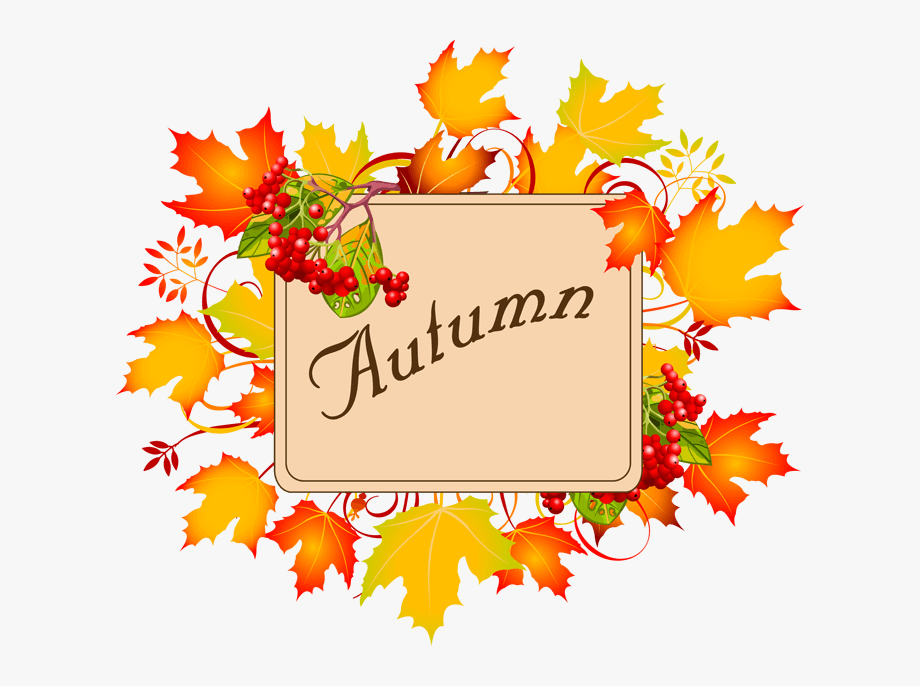 Autumn Fall Clipart Free Clipart Images.
