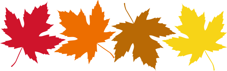 Clipart leaves falling.