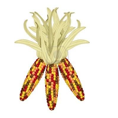 Fall Corn Clipart.