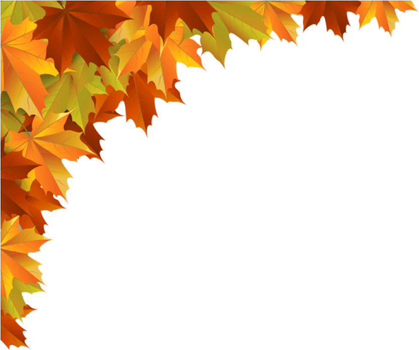 Free Png Download Autumn Corner Clipart Png Photo Png.