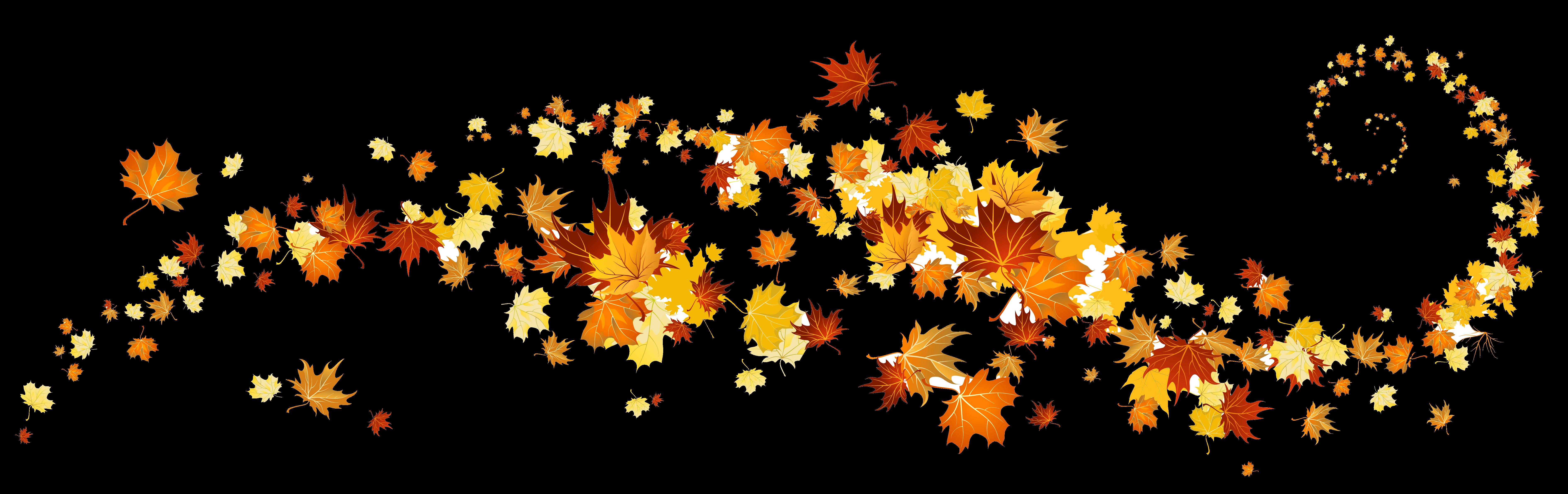 Fall Decorations Clipart Transparent Png.