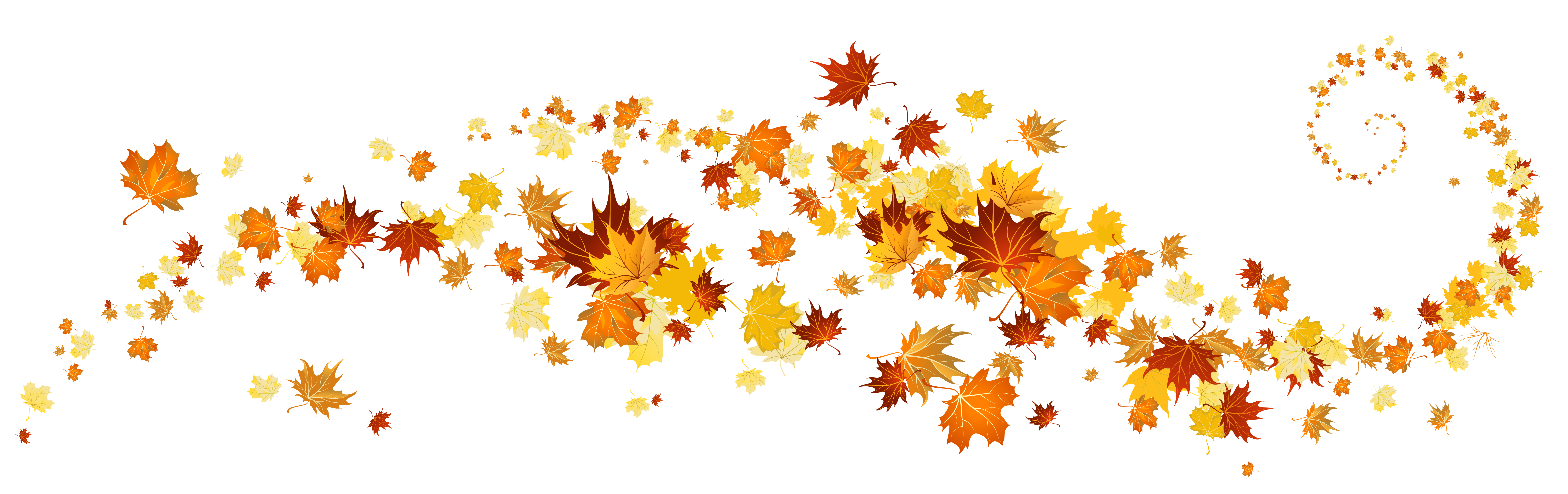 Fall Decorations Clipart Transparent Png.