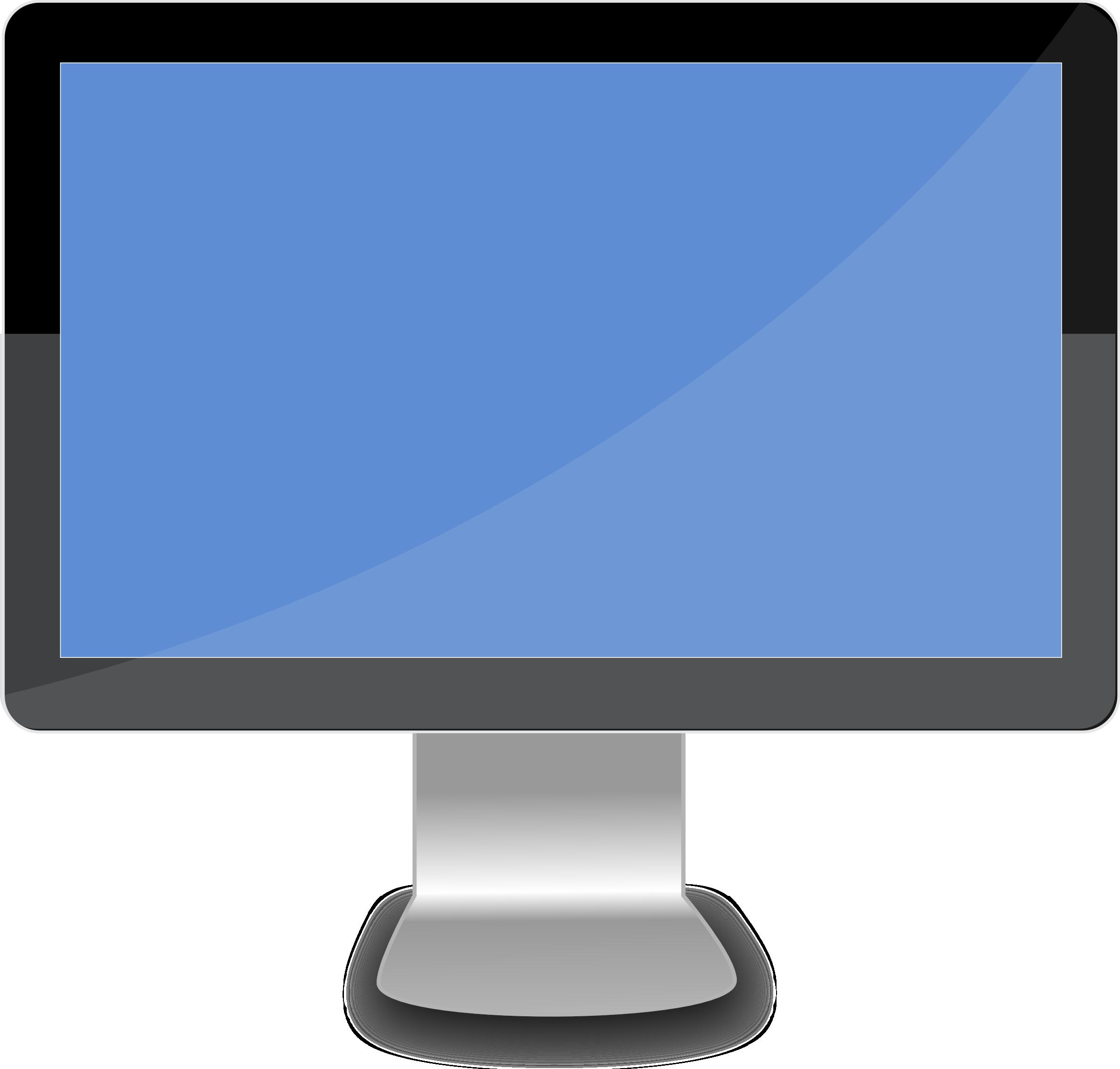 Desktop Clip Art.