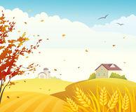 Fall On The Farm Clipart.