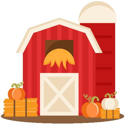 Fall Farm Clipart.