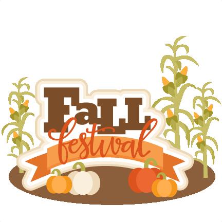 Cute Fall Fest Clipart.