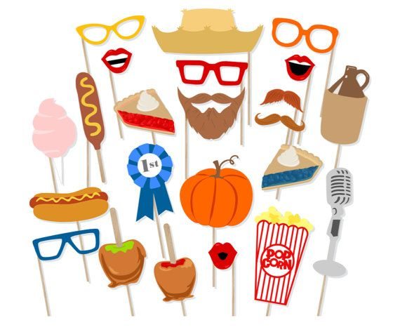 Fall Festival Games Clipart Clipground