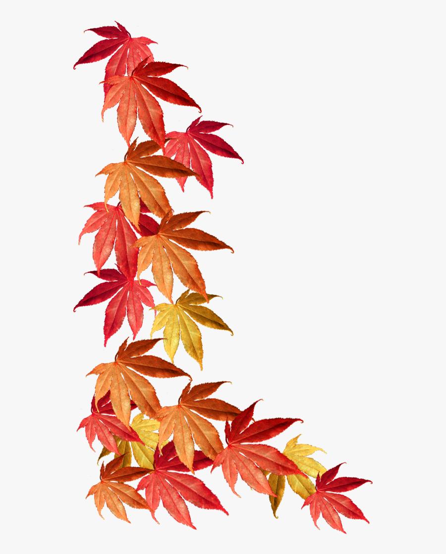 Clip Art Leaf Border Png.
