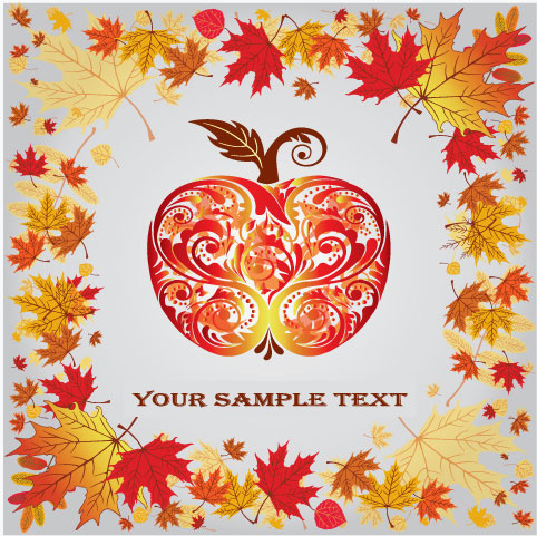 Fall leaves clip art free vector download (212,748 Free vector.
