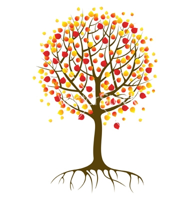 Fall Tree Clip Art Free.