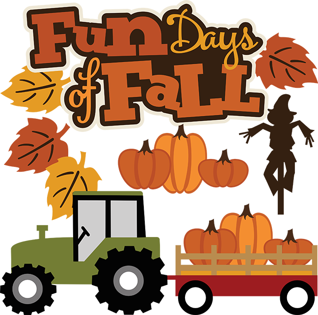Fall Background clipart.