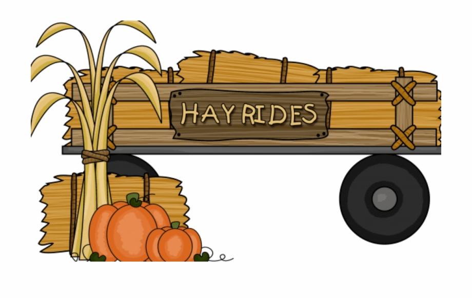 Hayride Clipart Autumn.