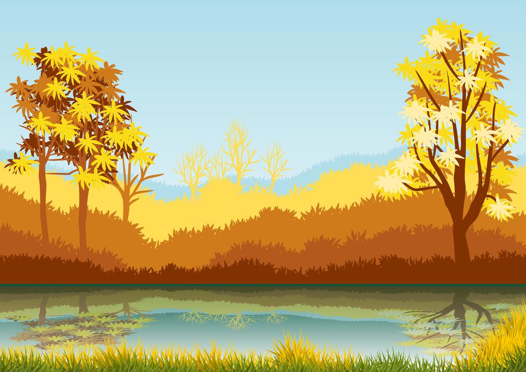 Leaf,Sky,Lake PNG Clipart.