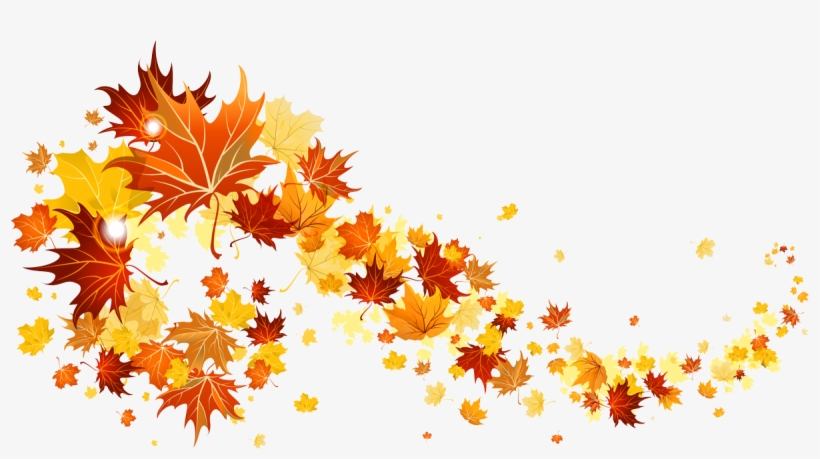 Png Falling Leaves Overlay Clipart Transparent.