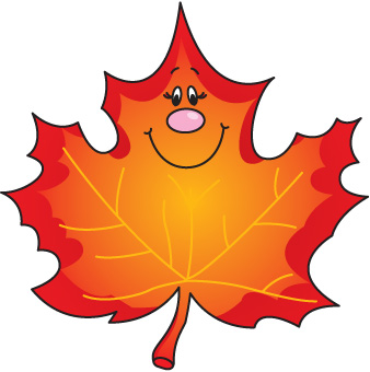 Pile Of Fall Leaves Clipart.