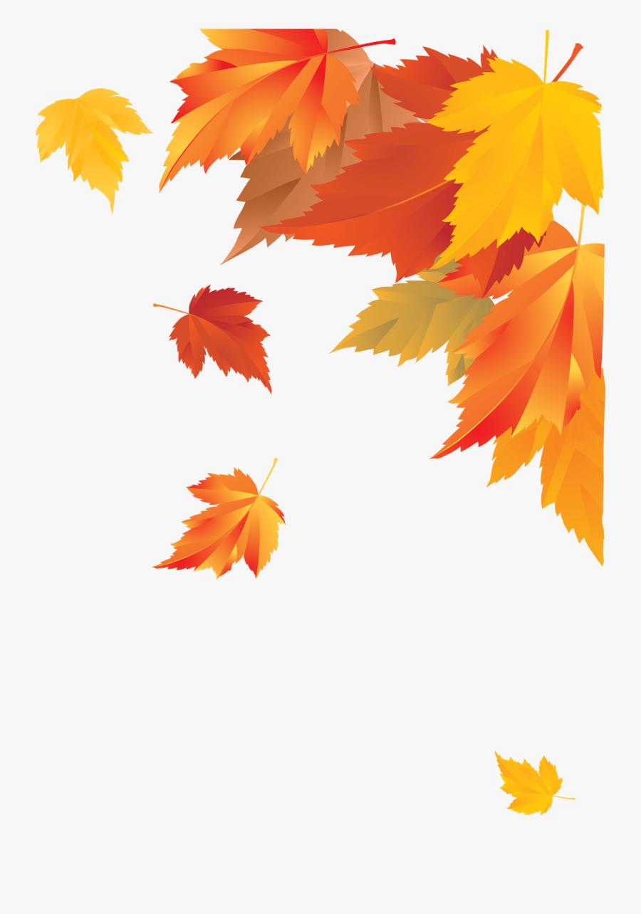 Autumn Corner Decoration.