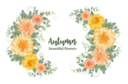 5,043 Mums Flowers Stock Vector Illustration And Royalty Free Mums.