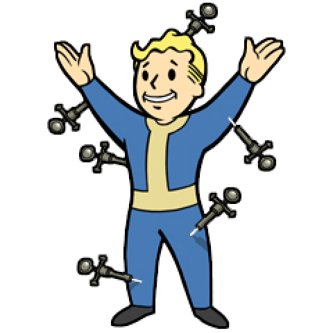Fallout Clipart.