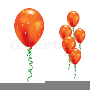 Free Fall Party Clipart.