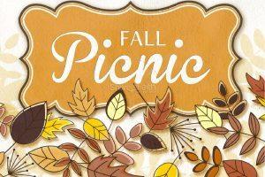 Fall picnic clipart 6 » Clipart Portal.