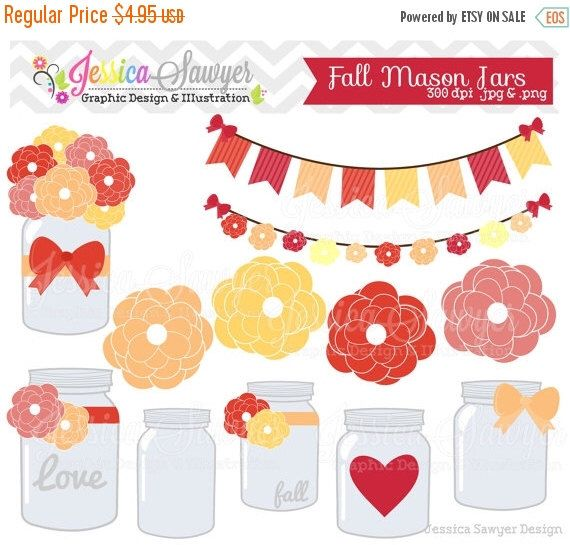 1000+ ideas about Fall Mason Jars on Pinterest.