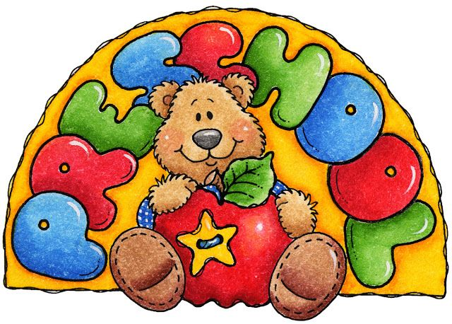 Preschool Clipart Images.
