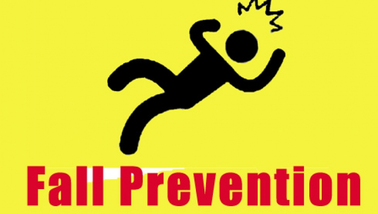 Fall Prevention Clipart.