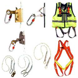 Fall Protection Equipment.
