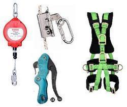 Fall Protection Equipment in Pune, India.