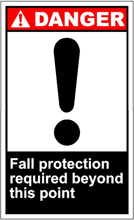Fall Protection Clipart