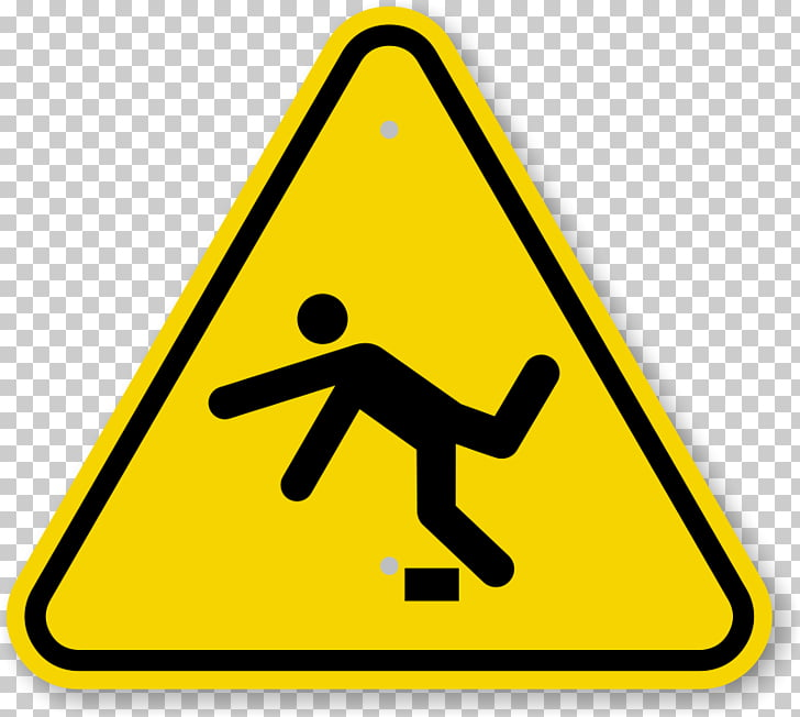 Falling Slip and fall Fall prevention Safety, safety warning.