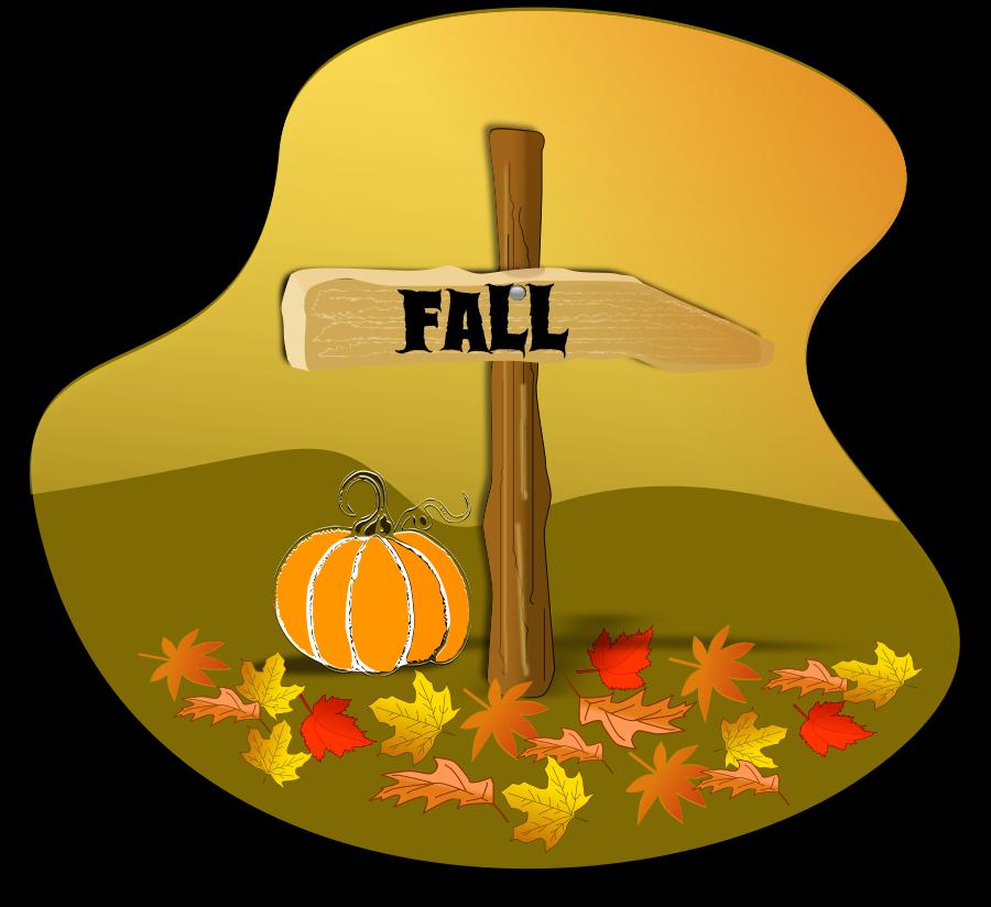 Fall Vector Art.