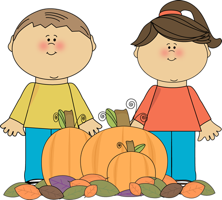 Fall School Clipart.