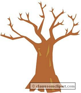 Fall Tree Clipart.