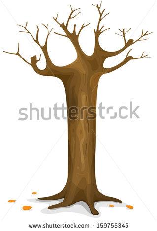 Fallen Tree Stock Vectors, Images & Vector Art.