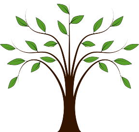Fall Tree Trunk Clipart.
