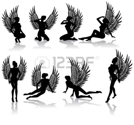 121 Fallen Angel Cliparts, Stock Vector And Royalty Free Fallen.
