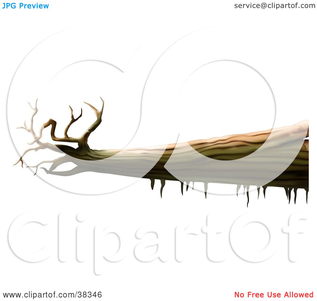 Fallen Tree Clip Art.