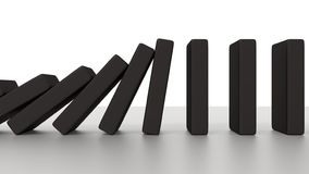 falling dominoes clipart #3