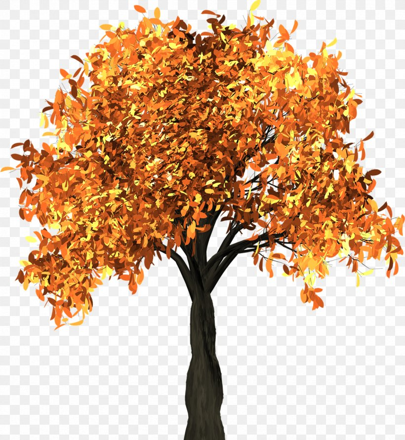 Autumn Leaf Color Tree Branch Clip Art, PNG, 1177x1280px.