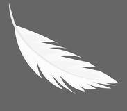 Falling Feathers Clipart.
