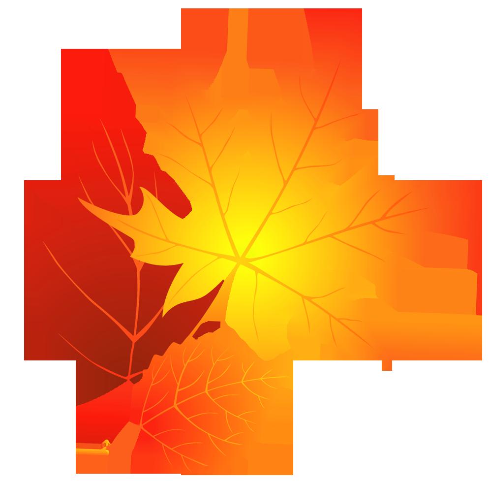 Fall Leaves Clip Art Free.