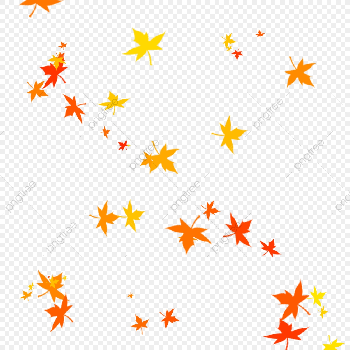 Falling Yellow Leaf, Falling Leaf Png, Leaf Png Clipart, Fall Leaves.