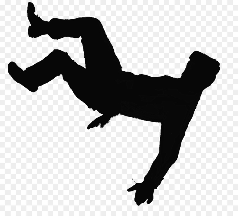 Falling Man png download.