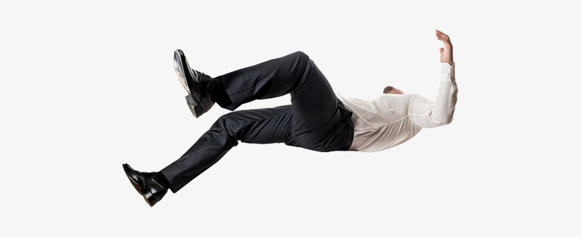 Falling Person Png.