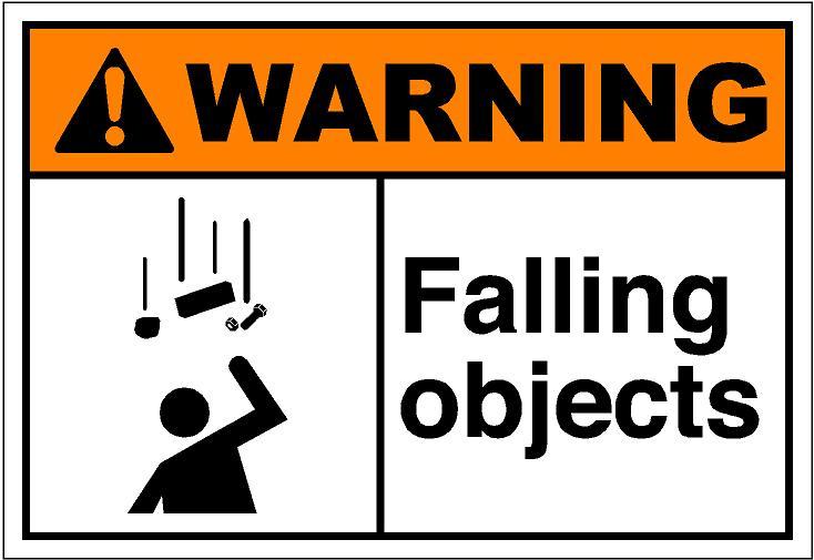 Falling object clipart.